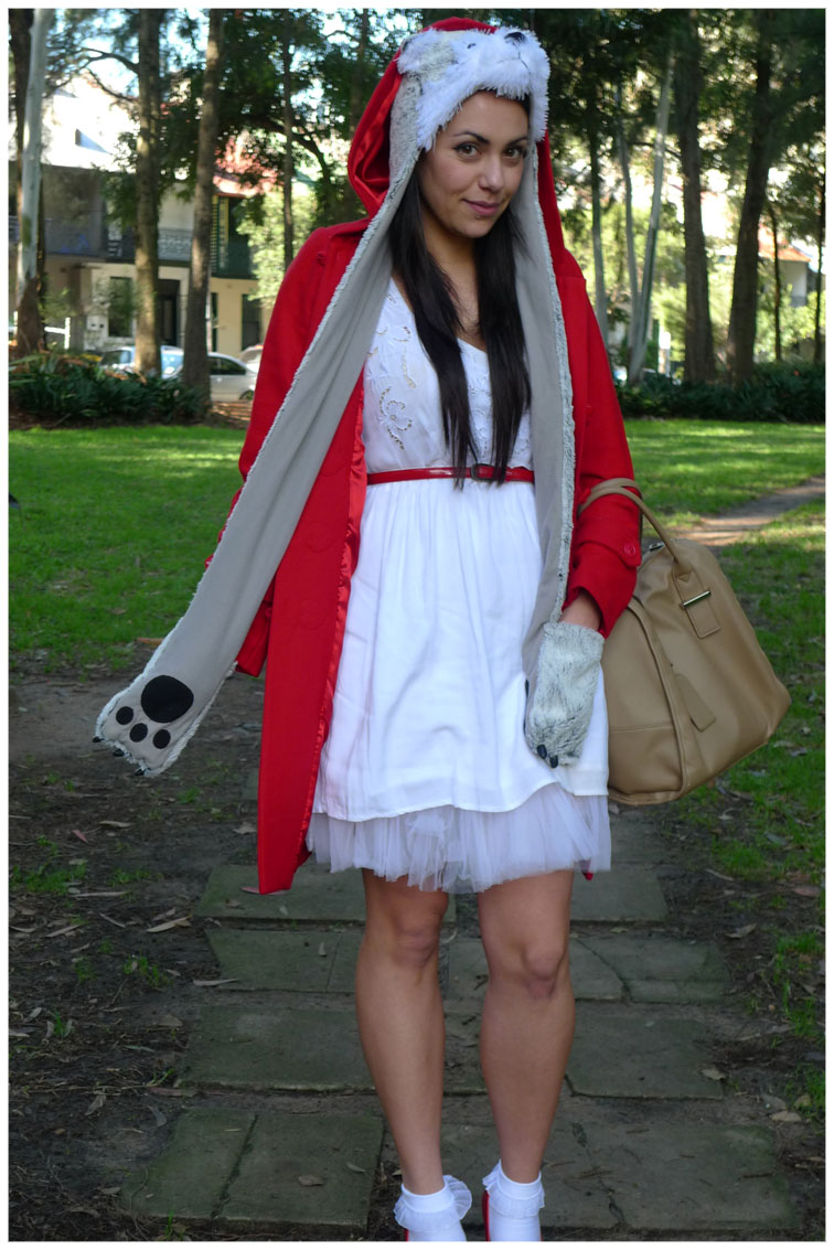 Day 1: Little Red Riding Hood