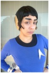 Spock judging face