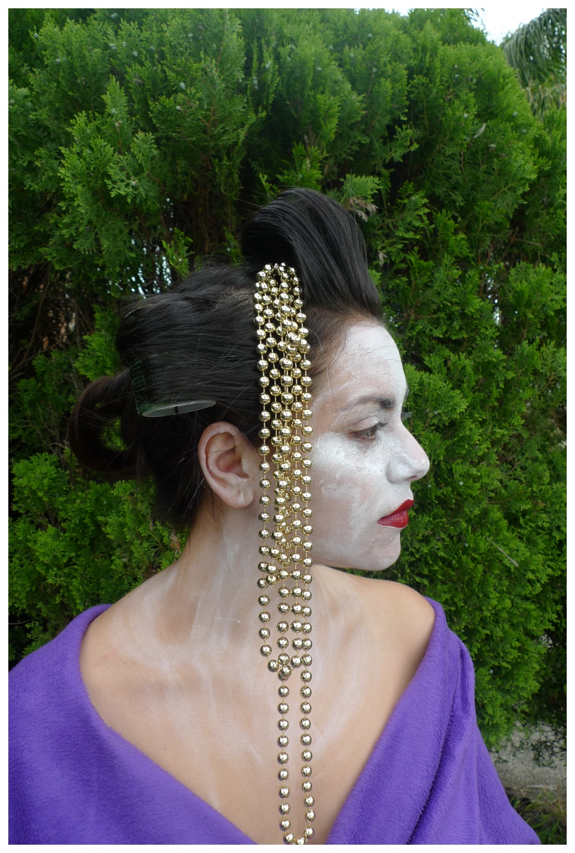 Geisha costume hairstyle Best medium prom hairstyles haircuts hairstyles