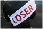 Loser sash
