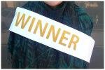 Winner sash
