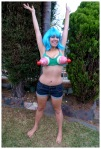 Katy Perry cupcake bra costume