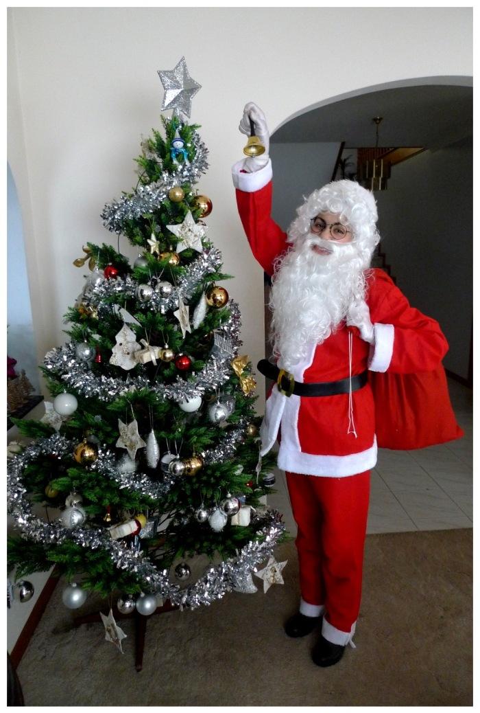 Day 172: Santa Claus