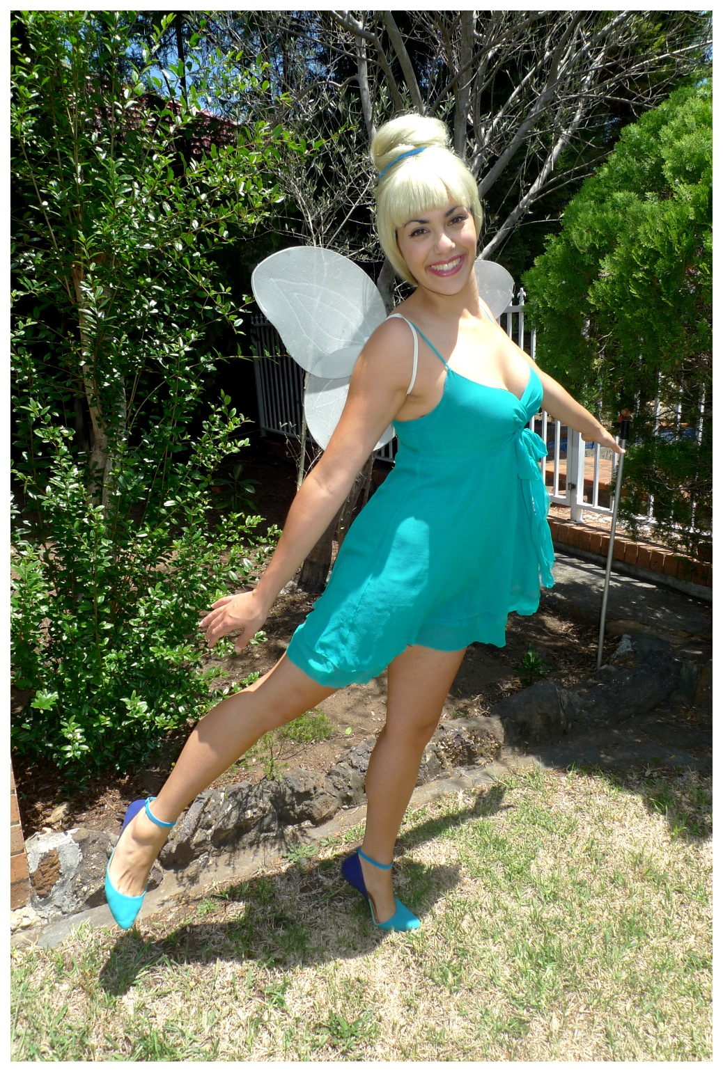 Day 190: Tinkerbell | Theme Me: Costume, Fancy Dress & Party Theme ...