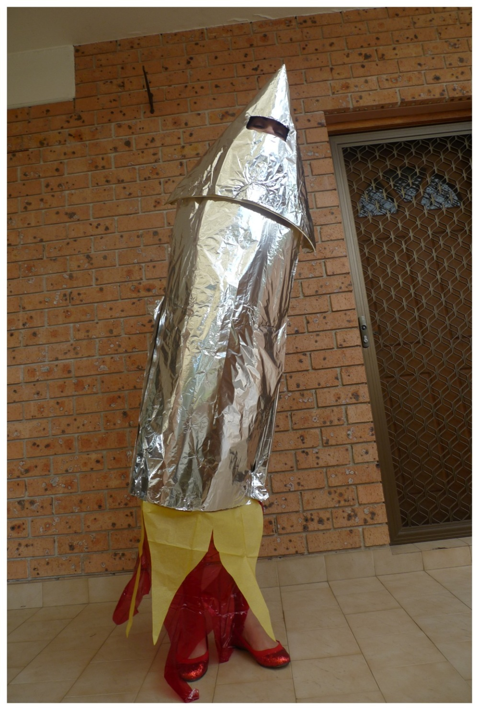Day 221: Rocket Day