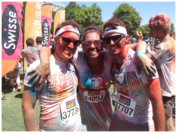 Day 228: The Colour Run