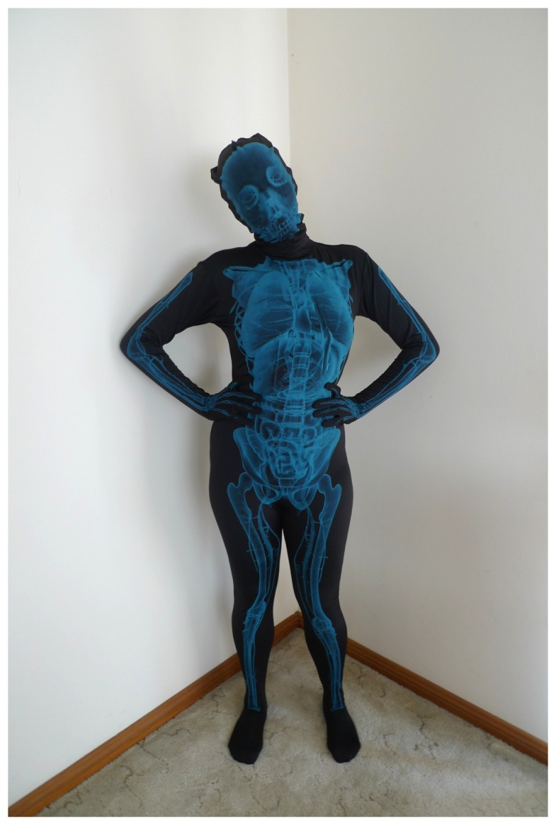 X-ray morphsuit