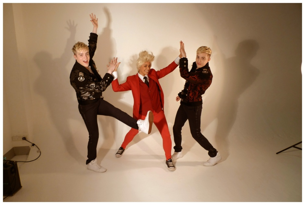 Day 304: Jedward (The Loop)