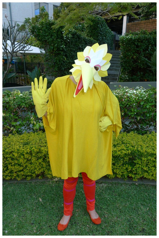 Day 336: Big Bird