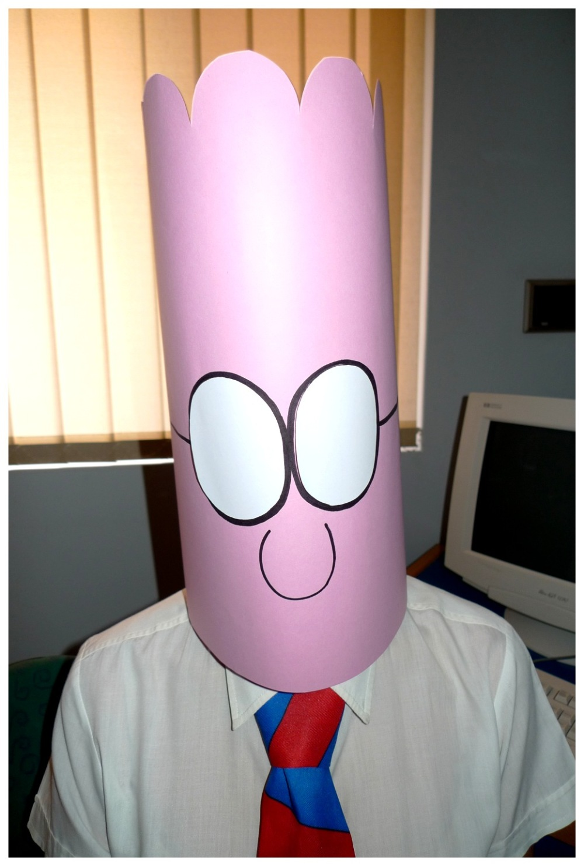 Dilbert head