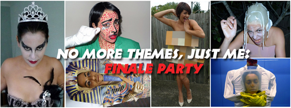 Theme Me Finale Party!