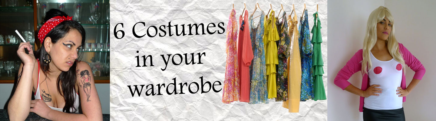 6 Costumes You Have In Your Wardrobe