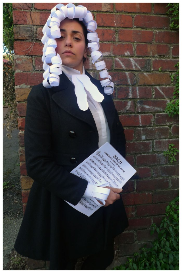 Bach Costume