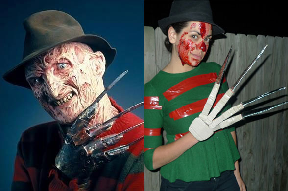How to make a Freddy Krueger glove