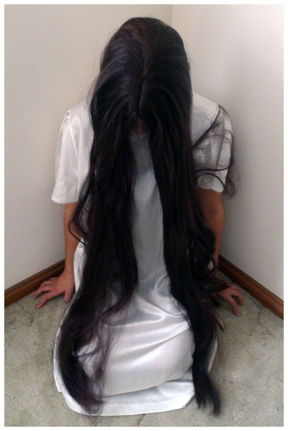 The Ring girl costume