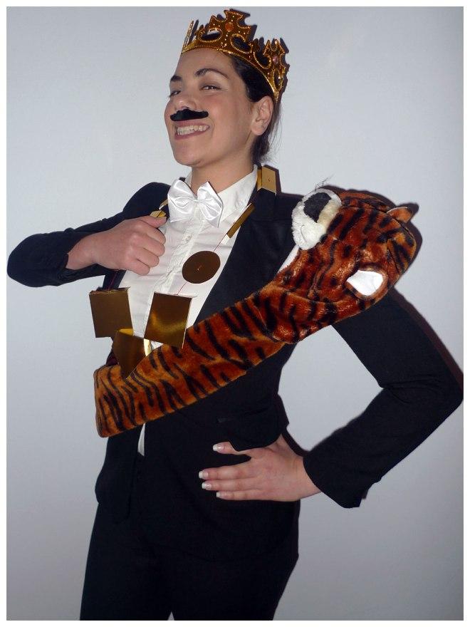 Coming to America Prince Akeem Costume