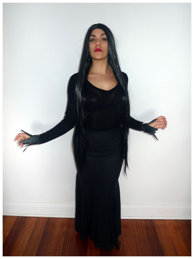 Morticia Addams from The Addams Family Costume