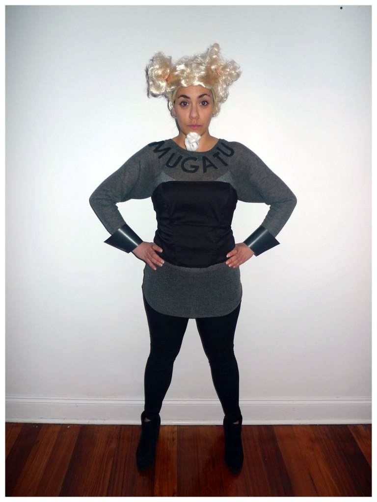 Mugatu Zoolander Costume
