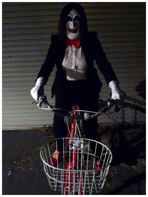 Jigsaw from Saw Costume