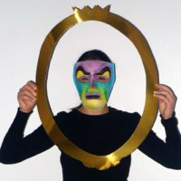 Magic Mirror from Snow White Costume