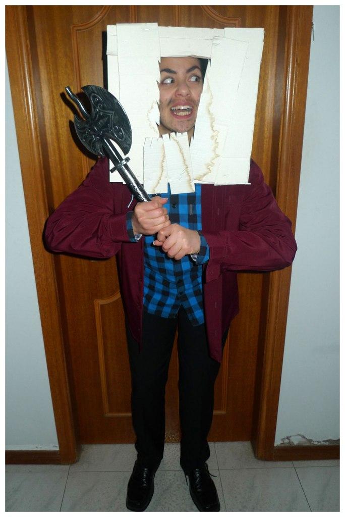 The Shinning Door Costume