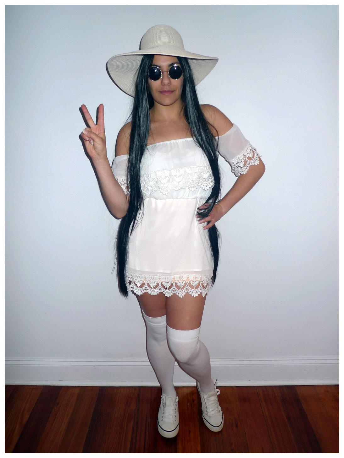 Yoko Ono Wig 61
