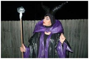 Classic Maleficent stare/pose
