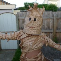 Baby Groot from Guardians of the Galaxy Costume
