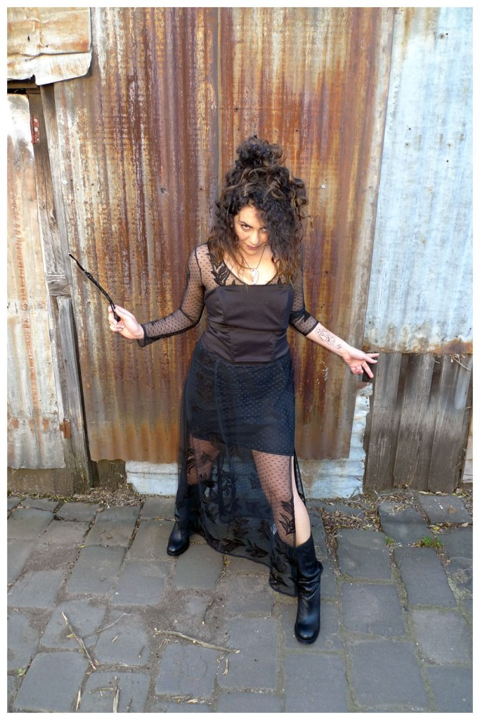 Bellatrix Lestrange from Harry Potter Costume