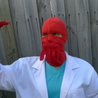 Dr Zoidberg from Futurama Costume