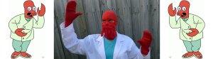 Dr Zoidberg from Futurama Costume