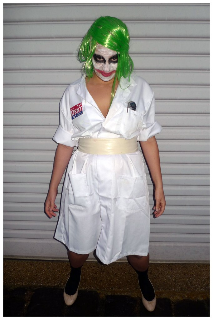 Heath Ledger Joker Nurse Costume