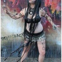 Cara Delevingne Enchantress Suicide Squad Costume