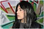 Jessica Jones Hair and Makeup