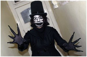 Babadook Monster Costume