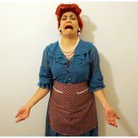 I Love Lucy Lucille Ball Costume