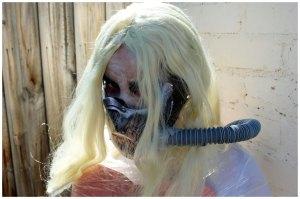 Immortan Joe from Mad Max: Fury Road Costume hair