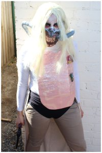 Immortan Joe from Mad Max: Fury Road Costume