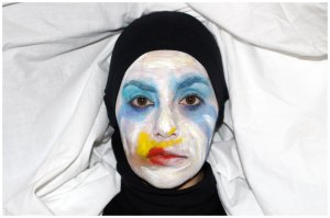 Lady Gaga Applause Cover Costume