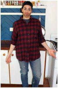 Luke Danes from Gilmore Girls Costume