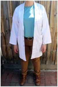 Rick from Rick and Morty Costume outfit