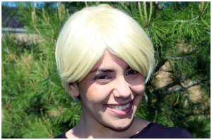 Maria from the Sound of Music Costume Wig