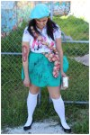 Killer Zombie Girl Scout Costume